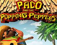 Paco and Popping Peppers (Перцы Пако)